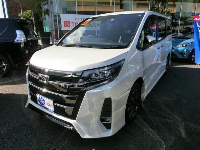 沖縄の中古車 トヨタ ノア 車両価格 283.8万円 リ済別 2019年 0.5万km パールマイカ