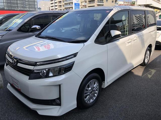沖縄県浦添市の中古車ならヴォクシー V