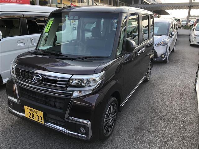沖縄県の中古車ならタント カスタムRS トップEDリミテット