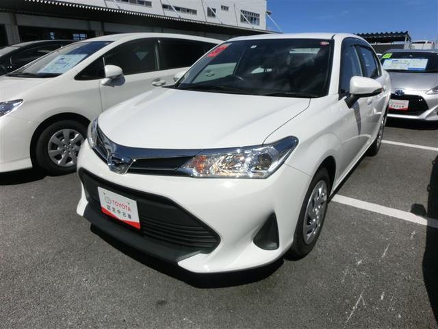 沖縄県浦添市の中古車ならカローラアクシオ X