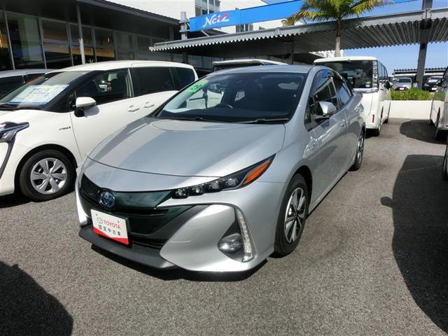 沖縄県浦添市の中古車ならプリウスPHV S