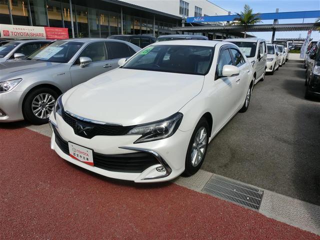 沖縄県浦添市の中古車ならマークX 250G