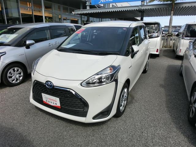 沖縄県浦添市の中古車ならシエンタ ハイブリッドX