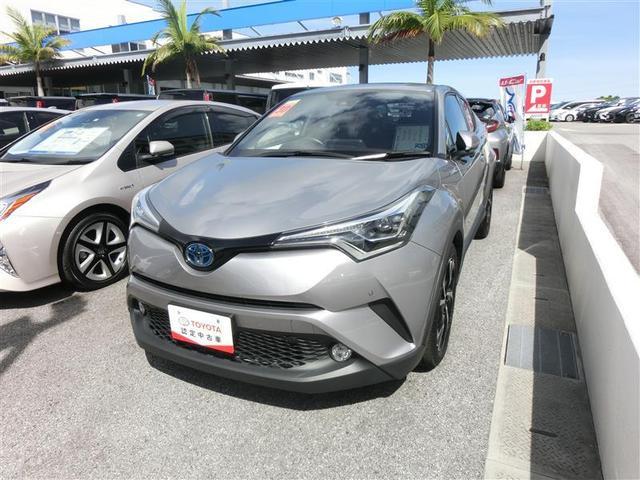 沖縄県浦添市の中古車ならC-HR G LEDエディション