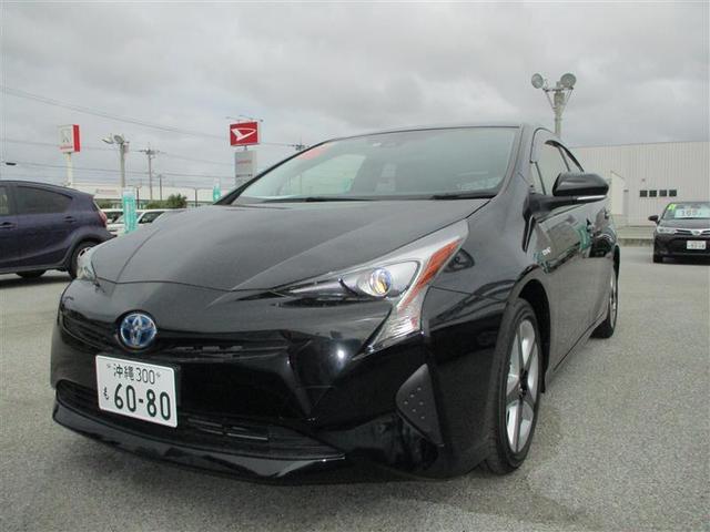沖縄県豊見城市の中古車ならプリウス Sツーリングセレクション