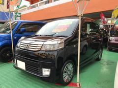 沖縄の中古車 ホンダ ライフ 車両価格 76万円 リ済込 平成24年 7.4万K ブラック