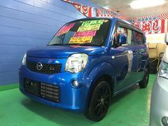 沖縄の中古車 日産 モコ 車両価格 76万円 リ済込 平成25年 7.6万K ブルー