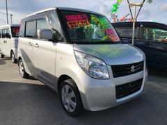 沖縄の中古車 スズキ パレット 車両価格 74万円 リ済込 平成23年 7.9万K シルバー