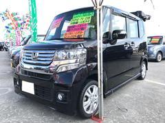 N BOX+カスタムG・Lパッケージ TV ナビ 軽自動車 車検整備付