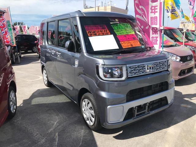 沖縄県宜野湾市の中古車ならウェイク L SA プッシュスタート スマートキー ETC USB機能