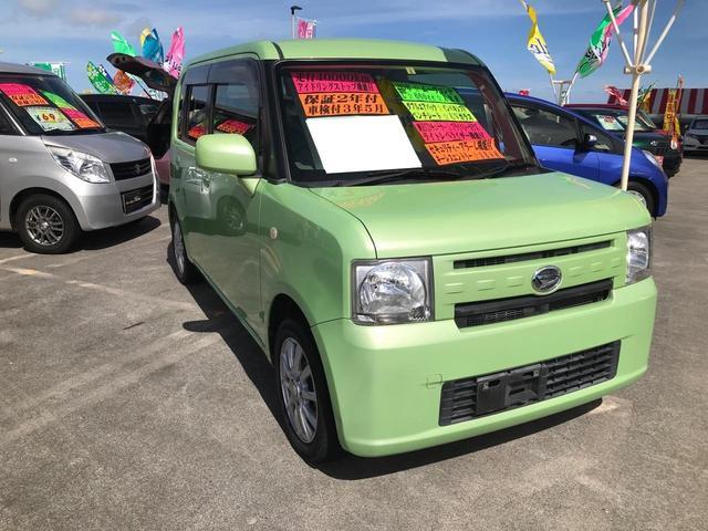 沖縄県の中古車ならムーヴコンテ L 純正CD ABS キーレス インパネシフト ベンチシート