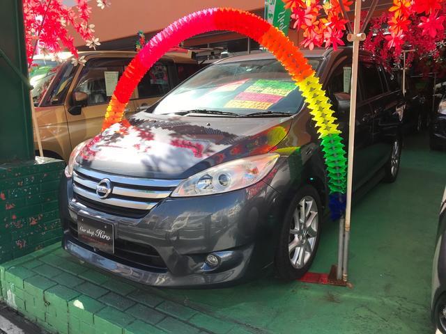 沖縄の中古車 日産 ラフェスタ 車両価格 88万円 リ済込 2013(平成25)年 4.9万km グレー
