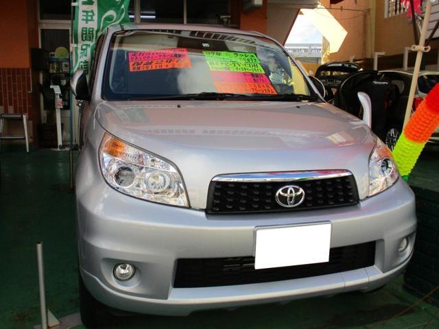 トヨタ ラッシュ G Lパッケージ 純正ナビ・TV・CD付 ウインカーミラー機能 走行37000km ETC付コーナーセンサー付き Bluetooth機能