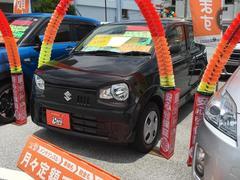 沖縄の中古車 スズキ アルト 車両価格 71万円 リ済別 平成29年 0.8万K ブラウン