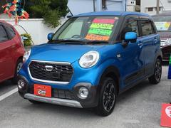 沖縄の中古車 ダイハツ キャスト 車両価格 124万円 リ済別 平成28年 0.4万K ブルーM