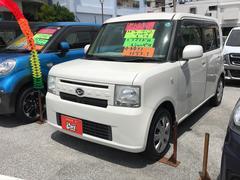 沖縄の中古車 ダイハツ ムーヴコンテ 車両価格 64万円 リ済別 平成24年 3.3万K パール