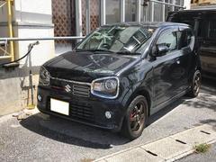 沖縄の中古車 スズキ アルトワークス 車両価格 135万円 リ済別 平成28年 1.7万K ブラック