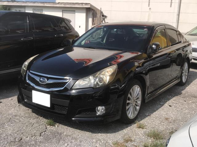 沖縄県浦添市の中古車ならレガシィB4 2.5i Sパッケージ