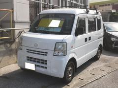沖縄県の中古車ならスクラム PC 5速マニュアル 両側スライドドア