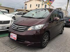 沖縄の中古車 ホンダ フリード 車両価格 79万円 リ済込 平成23年 8.3万K パープル