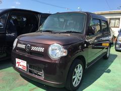 沖縄の中古車 ダイハツ ミラココア 車両価格 73万円 リ済込 平成26年 2.5万K ブラウン