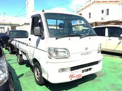 沖縄の中古車 ダイハツ ハイゼットトラック 車両価格 43万円 リ済込 平成16年 2.3万K ホワイト