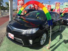 沖縄の中古車 トヨタ SAI 車両価格 158万円 リ済込 平成24後 4.2万K ブラック