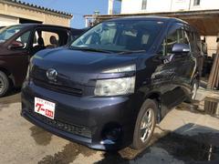 沖縄の中古車 トヨタ ヴォクシー 車両価格 79万円 リ済込 平成21年 9.0万K バイオレットマイカM