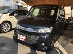 沖縄の中古車 スズキ パレットSW 車両価格 69万円 リ済込 平成23年 6.9万K ブラックパール