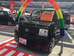 沖縄の中古車 ダイハツ ムーヴコンテ 車両価格 59万円 リ済込 平成23年 8.0万K ブラック