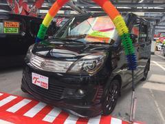 沖縄の中古車 スズキ ソリオ 車両価格 69万円 リ済込 平成25年 6.0万K ブラック