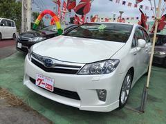 沖縄の中古車 トヨタ SAI 車両価格 118万円 リ済込 平成22年 8.6万K パール