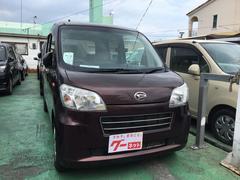 沖縄の中古車 ダイハツ タントエグゼ 車両価格 48万円 リ済込 平成22年 9.6万K マルーン