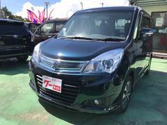 沖縄の中古車 スズキ ソリオ 車両価格 89万円 リ済込 平成27年 0.8万K グリーンM