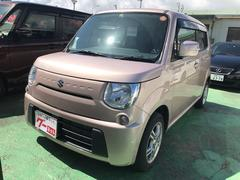 沖縄の中古車 スズキ MRワゴン 車両価格 69万円 リ済込 平成25年 2.1万K ピンク
