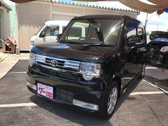 沖縄の中古車 トヨタ ピクシススペース 車両価格 63万円 リ済込 平成23年 3.4万K ブラックM