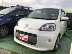 沖縄の中古車 トヨタ ポルテ 車両価格 99万円 リ済込 平成27年 4.5万K パール