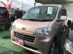 沖縄の中古車 ダイハツ タントエグゼ 車両価格 43万円 リ済込 平成22年 8.5万K ピンク