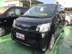 沖縄の中古車 スバル ステラ 車両価格 63万円 リ済込 平成26年 1.1万K ブラック