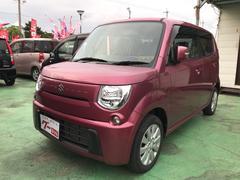 沖縄の中古車 スズキ MRワゴン 車両価格 59万円 リ済込 平成24年 5.4万K ピンクPM