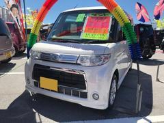 沖縄の中古車 ダイハツ タント 車両価格 93万円 リ済込 平成24年 3.2万K パール
