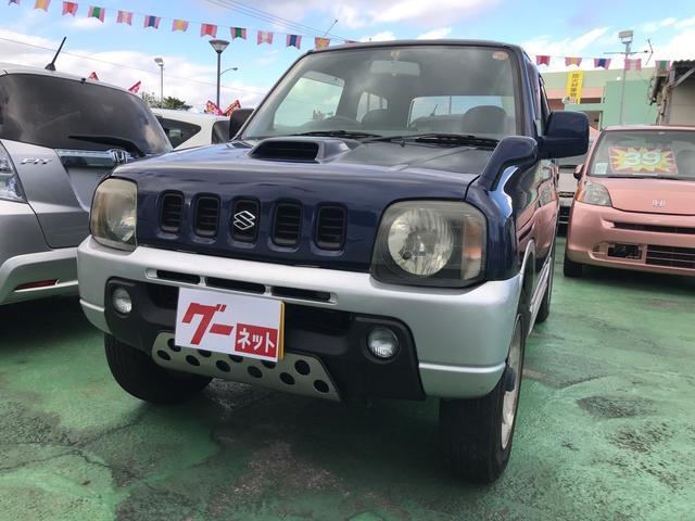 沖縄県の中古車ならジムニー ワイルドウインド CD 4WD オートマ