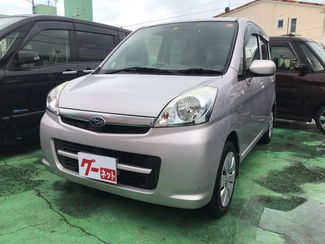 沖縄県の中古車ならステラ L 2年保証 CD キーレス