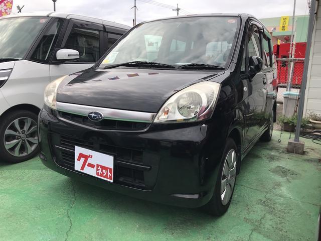 沖縄県の中古車ならステラ L ブラックインテリアセレクション 2年保証 ETC CD