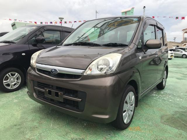沖縄県の中古車ならステラ L ブラックインテリアセレクション 2年保証 スマートキー