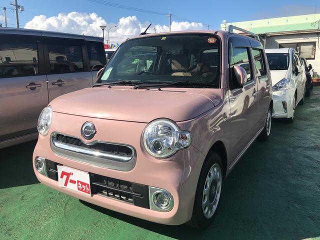 沖縄県の中古車ならミラココア ココアプラスX TV ナビ スマートキー バックカメラ