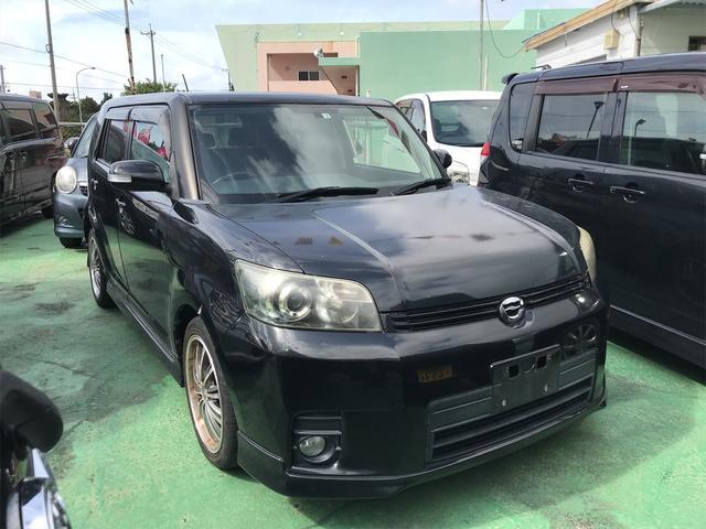 沖縄県浦添市の中古車ならカローラルミオン 1.8S エアロツアラー 現状販売 CD フルフラット キーレス Wエアバック パワーステアリング フルフラット