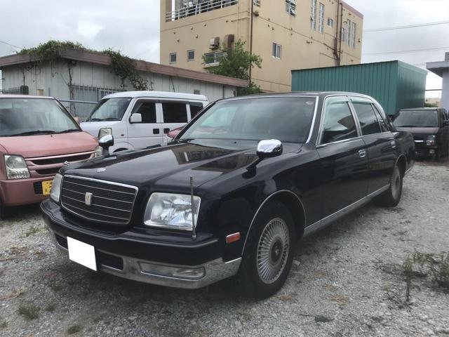 沖縄県の中古車ならセンチュリー フロアシフト 現状販売
