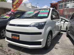 沖縄の中古車 トヨタ スペイド 車両価格 75万円 リ済込 平成25年 5.0万K ホワイトM
