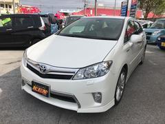 沖縄の中古車 トヨタ SAI 車両価格 128万円 リ済込 平成24年 5.6万K パールホワイト